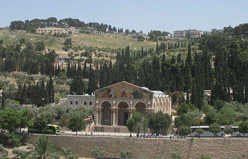 pentecost 2014 in israel
