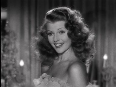 still a legend in her own right... love you forever, rita hayworth!