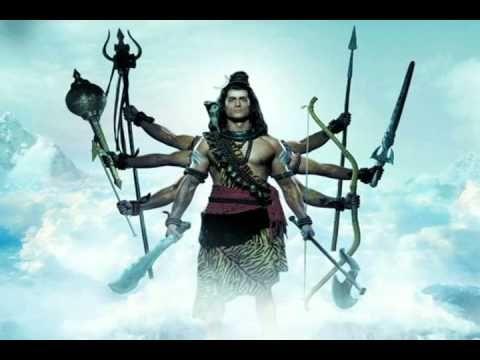 ▶ Karpur Gauram Karunavataaram with lyrics - Shivam *Devon Ke Dev Mahadev* - YouTube