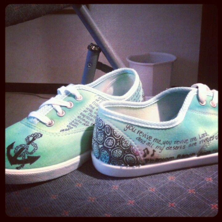 3b9e54158952 Converse Sharpie Art