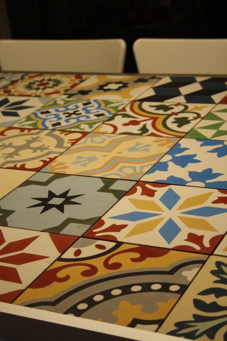 22 besten articima zementfliesen patchwork bilder auf. Black Bedroom Furniture Sets. Home Design Ideas