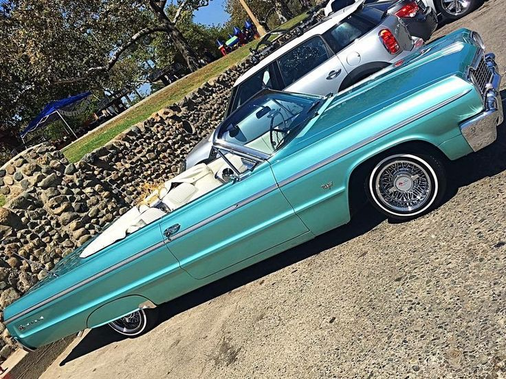 Pin by JR on My Style Impalas 64 impala lowrider