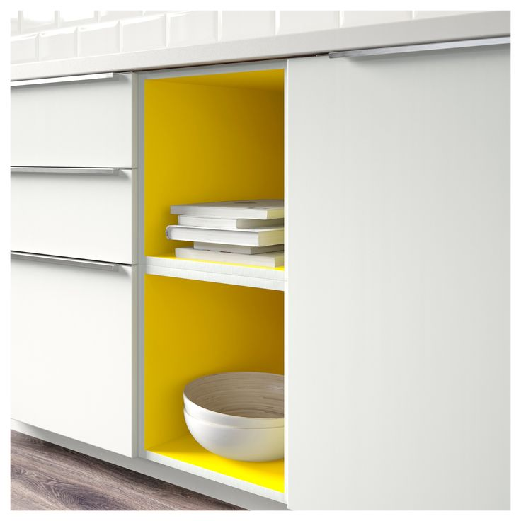 IKEA TUTEMO open cabinet 10 year guarantee. Read about the terms in the guarantee brochure.