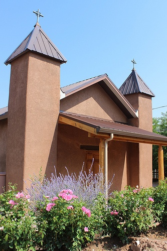 San Antonio Church, Placitas, NM
