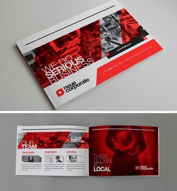 25 best Brochure Designs images on Pinterest Brochures - landscape brochure
