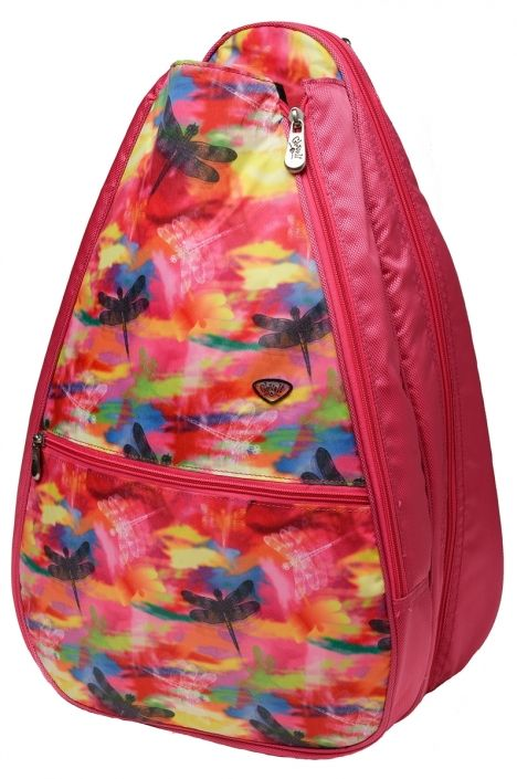 Love Tennis Bags ? Here's our  Dragonfly Glove It Ladies Tennis Backpack! Find plenty of Tennis Accessories here at #lorisgolfshoppe