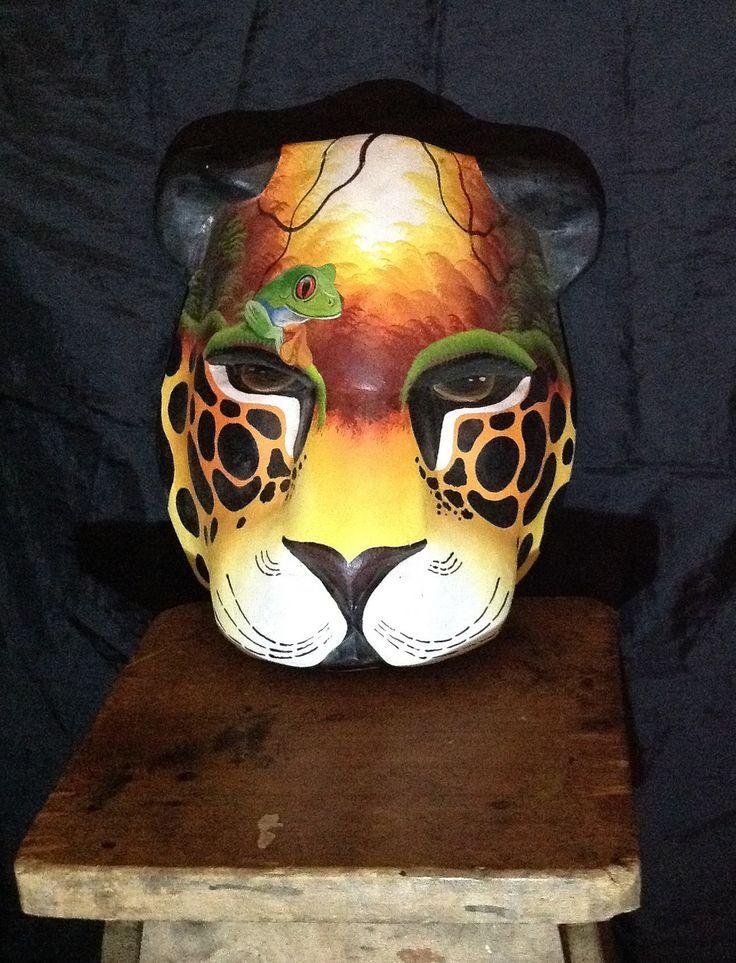 Mejores 18 im genes de boruca masks en pinterest costa for Costa rica arts and crafts
