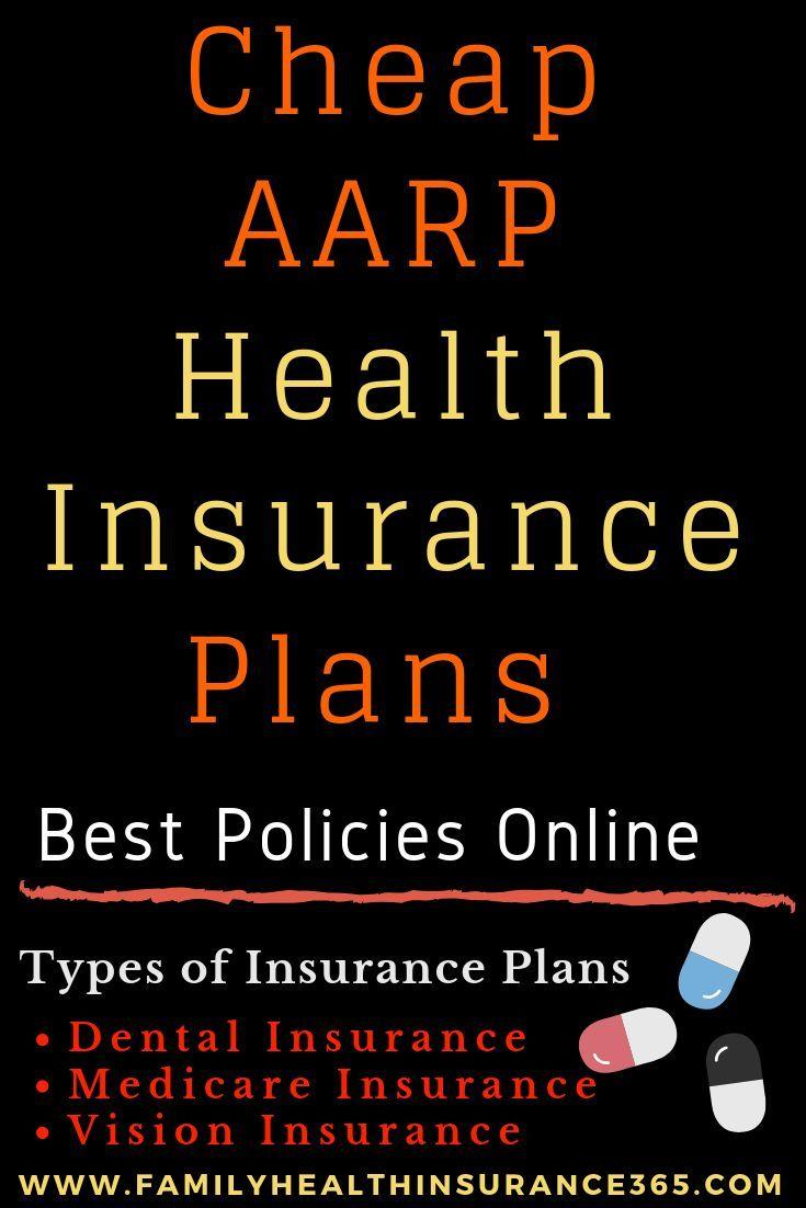 Cheap AARP Health Insurance Plans - Best Policies Online ...