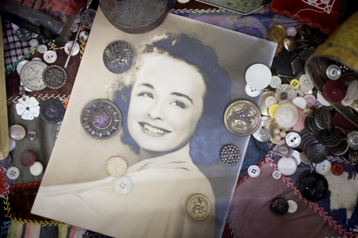 Mother's Day Blog: On Buttons and (Grand)motherly Love