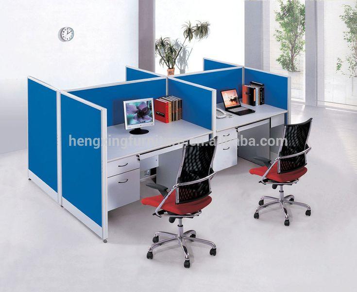 Best 25+ Desk partitions ideas on Pinterest | Large office desk ...