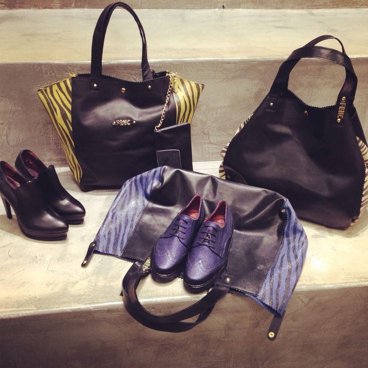 Love for shoes and bags :)