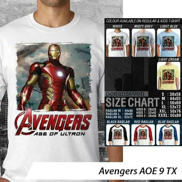 Avangers guys!!! Now avail on osvn.us/59291 - size : S - XXXL - grab it now