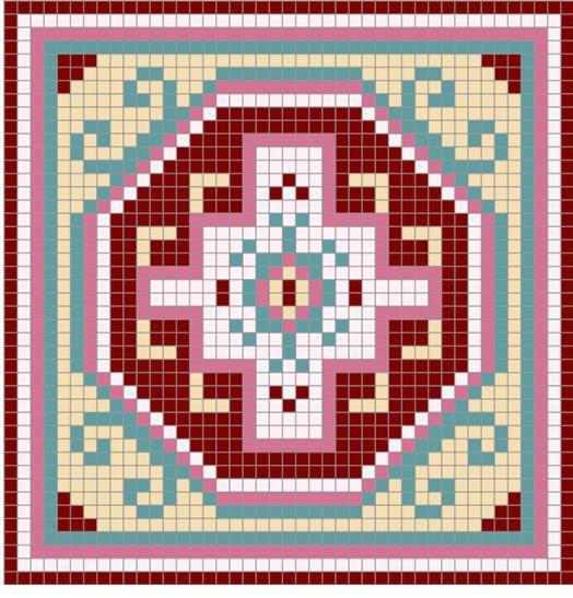 Free loom bead pattern