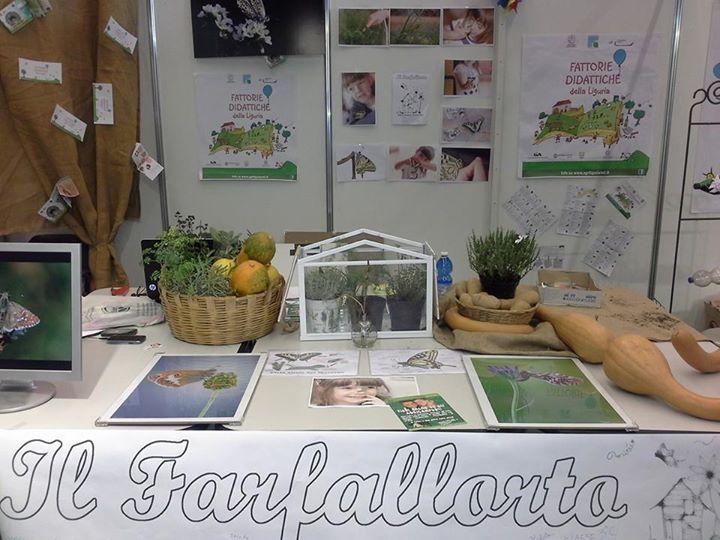 Il Farfallorto - Il laboratorio didattico