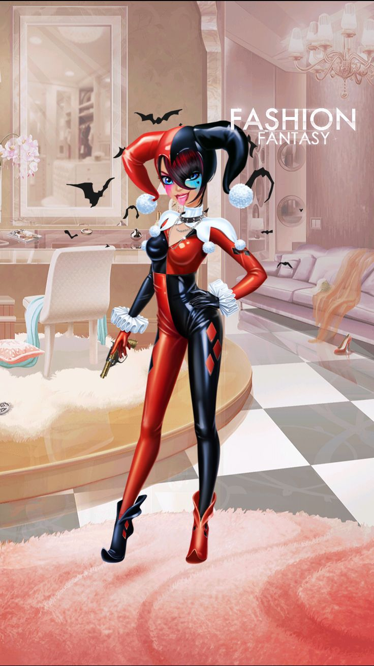 Pin on Harley Quinn & Others