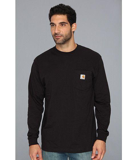 CARHARTT Workwear Pocket L/S Tee. #carhartt #cloth #shirts & tops