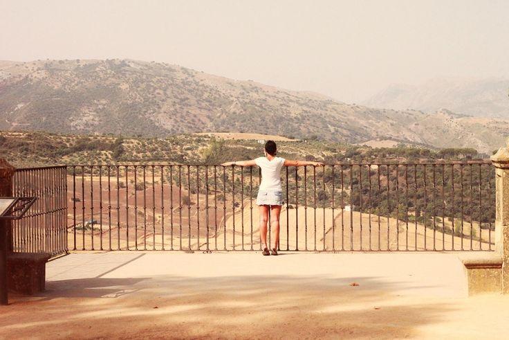 """Déjà Hemingway, globe-trotter et amour fervent de l'Espagne a déclaré: """"Il est un tour où iriez-vous pour lune de miel."""