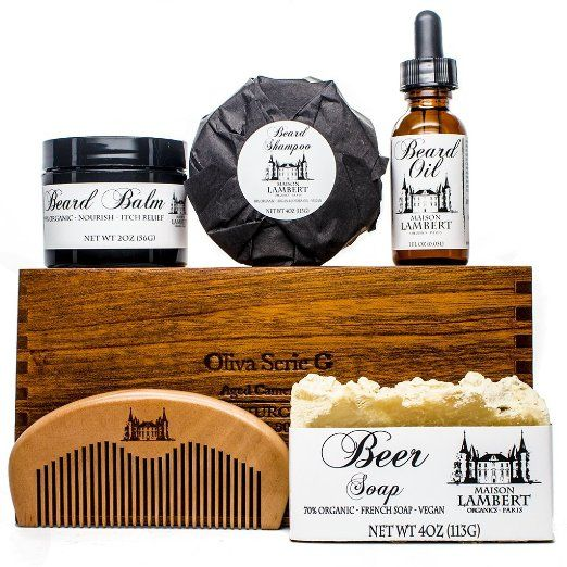 #Beard Grooming Kits Steampunk Styling #Steampunk Gifts, Costumes, Accessories, Stationery http://steampunkstyling.com/blog/beard-grooming-kits/