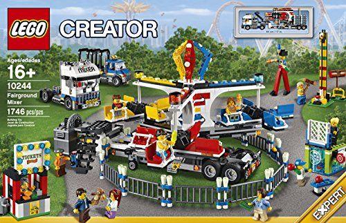 LEGO Creator Expert 10244 Fairground Mixer  http://www.bestdealstoys.com/lego-creator-expert-10244-fairground-mixer-2/
