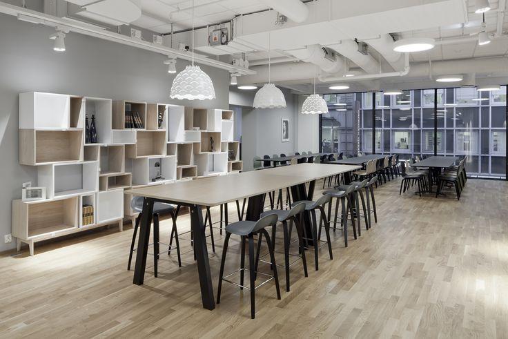 Amedia - Interior architecture project by IARK