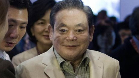 Samsung chairman Lee Kun-hee recovers from heart surgery