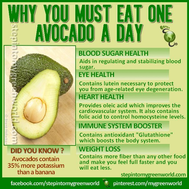 avocado weight loss research portland
