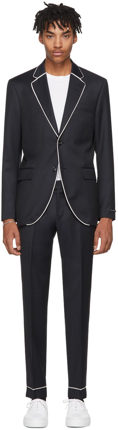Tiger of Sweden - Navy Catesby Suit