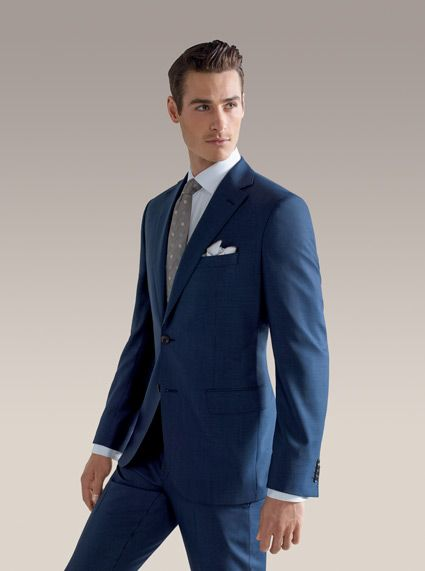 Our new collection is defined, as always, by flawless workmanship and the finest fabrics. Exceptional superfine yarns and designs from the best mills of Biella, Italy continue to be represented. Our Spring / Summer 2016 Jack Victor Collection salutes summer in light shades of blue, white, beige and grey. The finest materials and tasteful...  Read more »