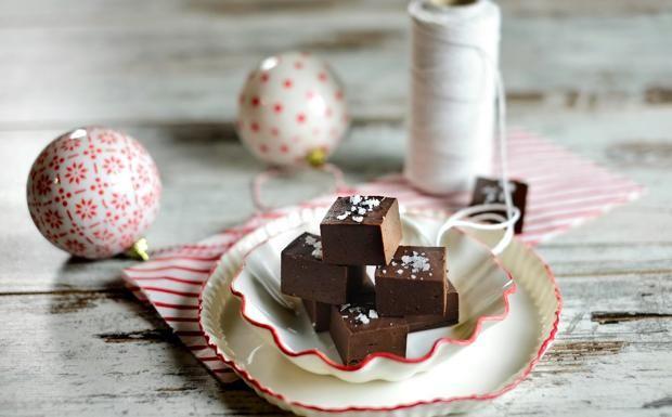 I fudge al cioccolato, from La cucina di Calycanthus -on Cucina Corriere.it Photo: Maurizio Maurizi