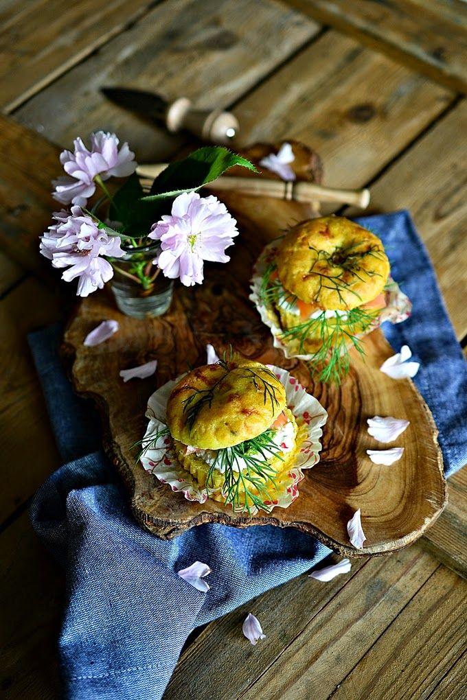 Smaki Alzacji : Wypiekanie na śniadanie i ... wytrawne muffiny!