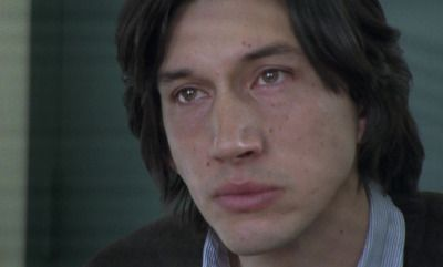 Adam Driver in Hungry Hearts. This movie was so good!!