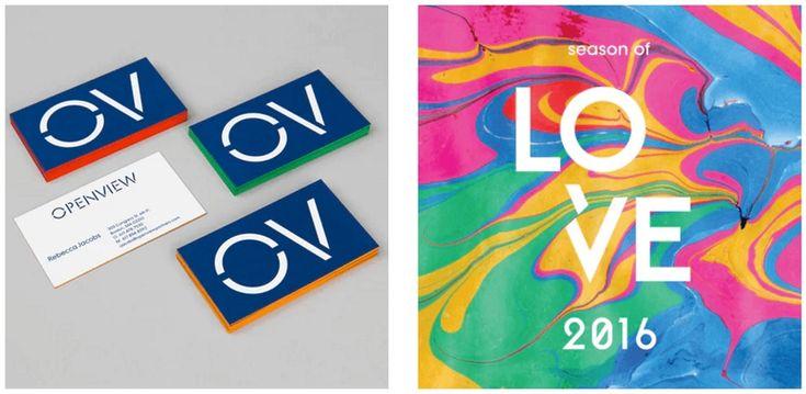 Тренды в дизайне логотипов 2017 года