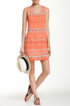 Cocktail dress nordstrom rack in orange