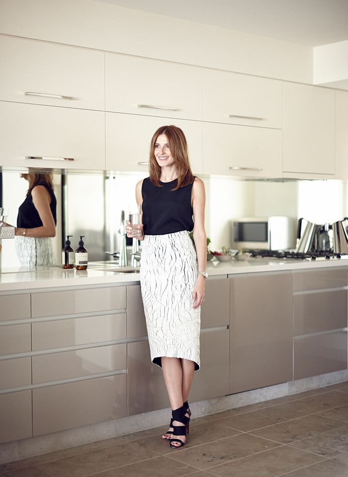 maternally chic: kate waterhouse on pregnancy - The Grace Tales
