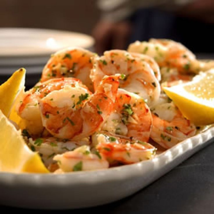 Seafood Ideas For Dinner Party Part - 36: ... Marinating Precooked Shrimp In Garlic- And Lemon-infused Oil Is A  Simple Yet Elegant Appetizer PINNED BY PINKISPOWERFUL.COM (italian  Appetizers Dinner)