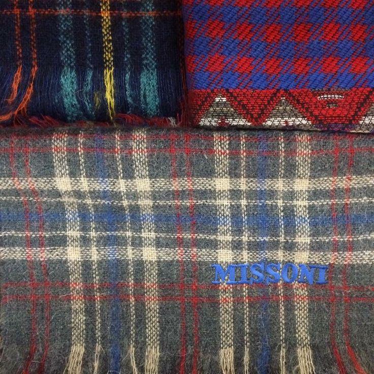 MISSONI sciarpe