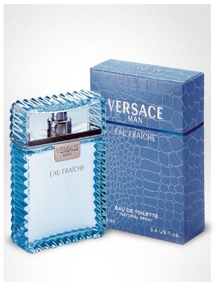 Frageances- Versace Man