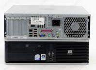 Calculatoare second hand  HP/Compaq DC7800/Core2Duo 2.33G/2G/80G/DVD/Desktop #calculatoaresecondhand #calculatoaresh
