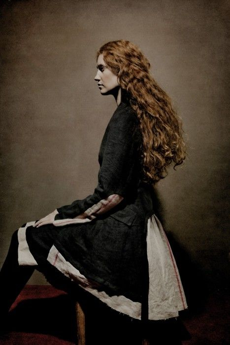 Stunning. Simply stunning.: Historical Photo, Red Hair, Black Acrylics Nails, Redheads, Fashion Photography, The Dresses, Portraits, Red Head, Coats