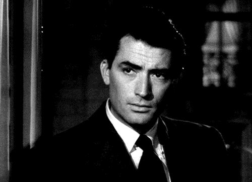 Pin for Later: The 17 Sexiest Movie Stars of Old Hollywood Gregory Peck