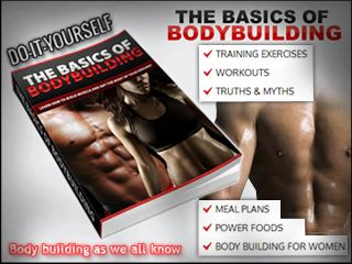 The Basic Of Body Building. Gaining muscles is not way too hard, but often mistreated. Apart from exercises , you also need proper meals, rest & mental attitude to build a great body.  Bodybuilding is the process of developing muscle fibers through various techniques.