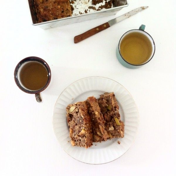 » Havermout appel(taart) cake