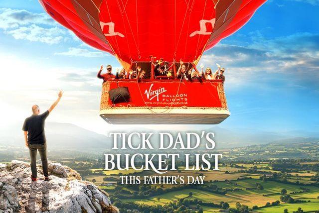 Virgin Champagne Balloon Flight - Over 100 UK Locations!