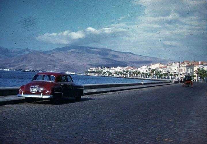1950'lerde Kordonboyu.