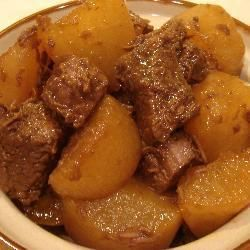 images of chinese beef stew recipies | Easy Chinese Beef Stew