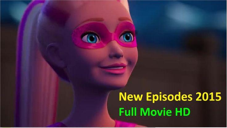 Barbie in Princess Power New episodes 2015 English - Animated cartoon fu...