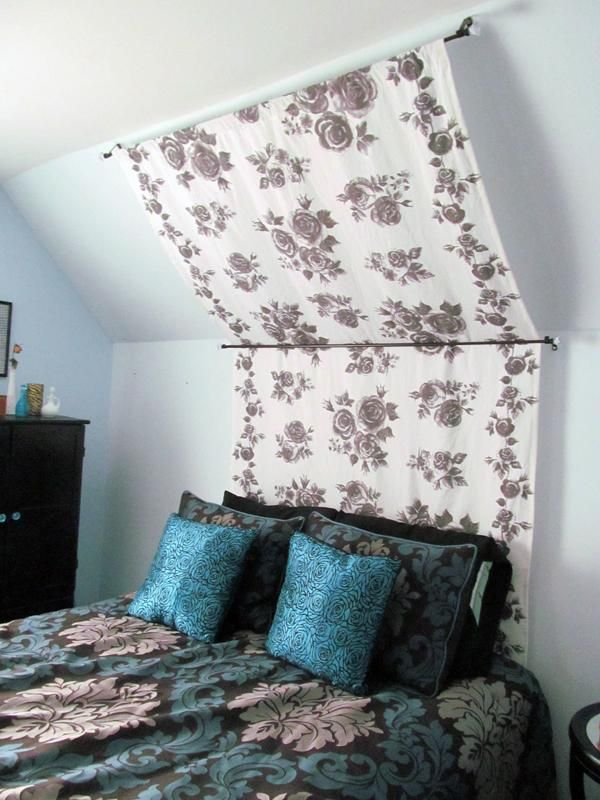 Best 25 canopy over bed ideas on pinterest canopy bed for Drape canopy over bed