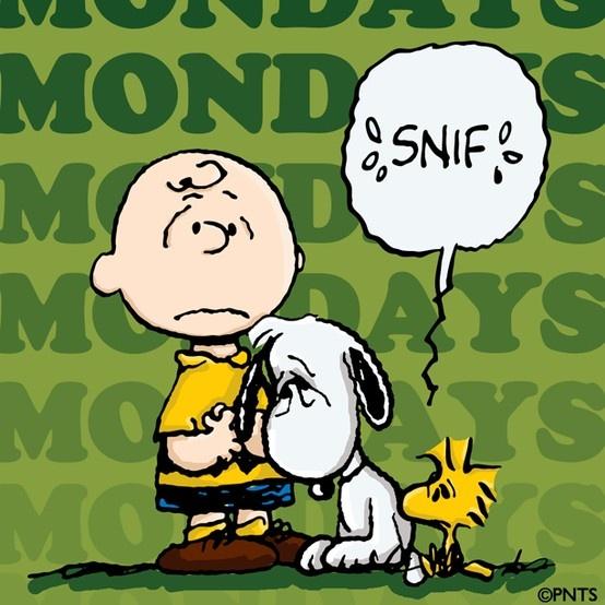 Monday... again!?
