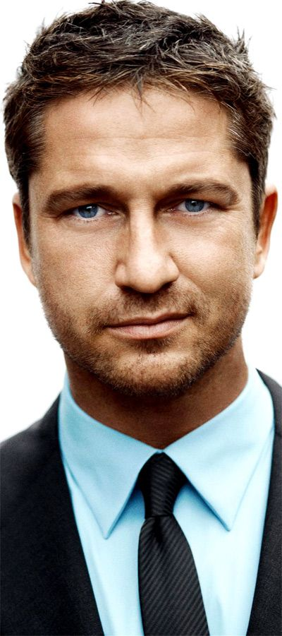 Gerard Butler. (I would prefer him gift wrapped as the role he played in the Phantom of The Opera or from Ps. I Love You.) :)