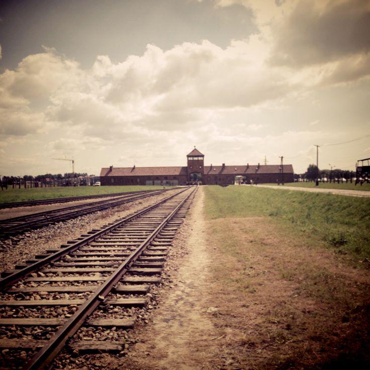 Auschwitz Birkenau, Poland July, 2013